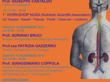 Corso: Dietoterapia Chetogenica Long-Time
