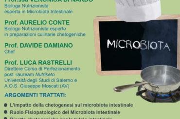 CORSO TEORICO e PRATICO: Cucina e Microbiota