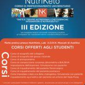 NutriKeto III ecco i corsi pratici offerti presso l'AORN Moscati di Avellino
