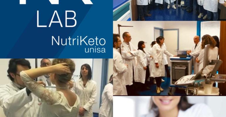Corsi Pratici presso il NutriKeto_Lab dell'Ospedale Moscati di Avellino
